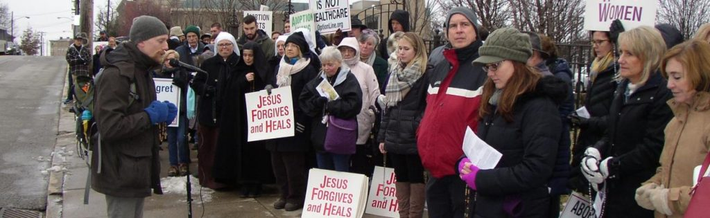 Saturday Pro-Life Mass & Prayer Vigil
