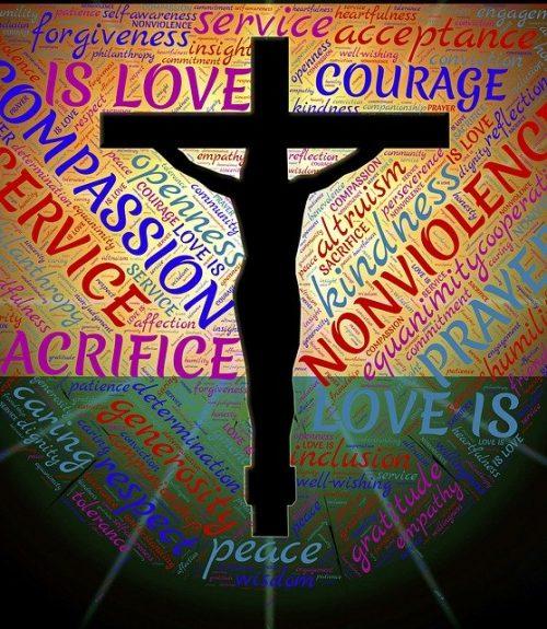 crucifix-SJ words