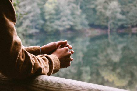 praying hands_stock